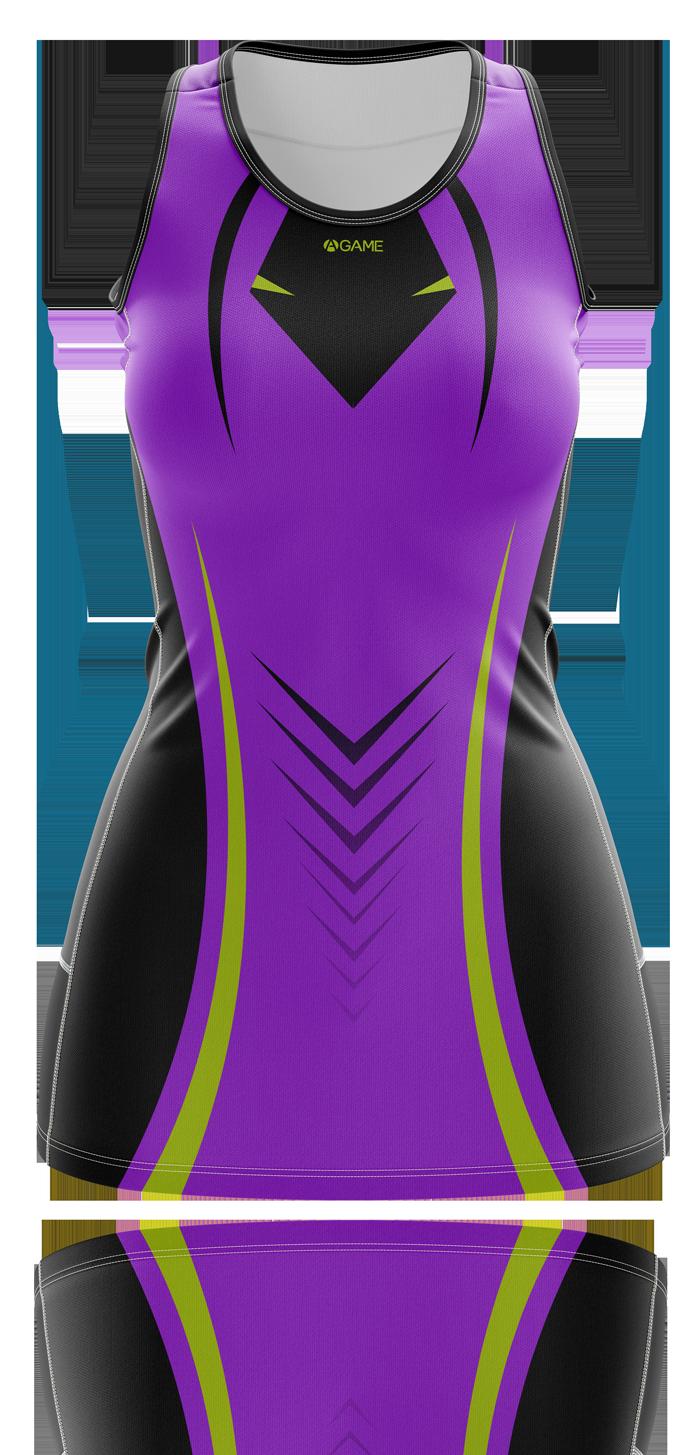 AGAME Elite Netball Dress